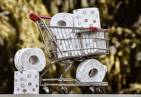 Wer begeht Hamsterkäufe?