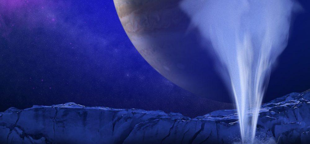 Wo im Sonnensystem könnte es ebenfalls Leben geben?