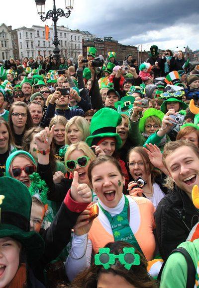 Wann ist St. Patrick's Day?