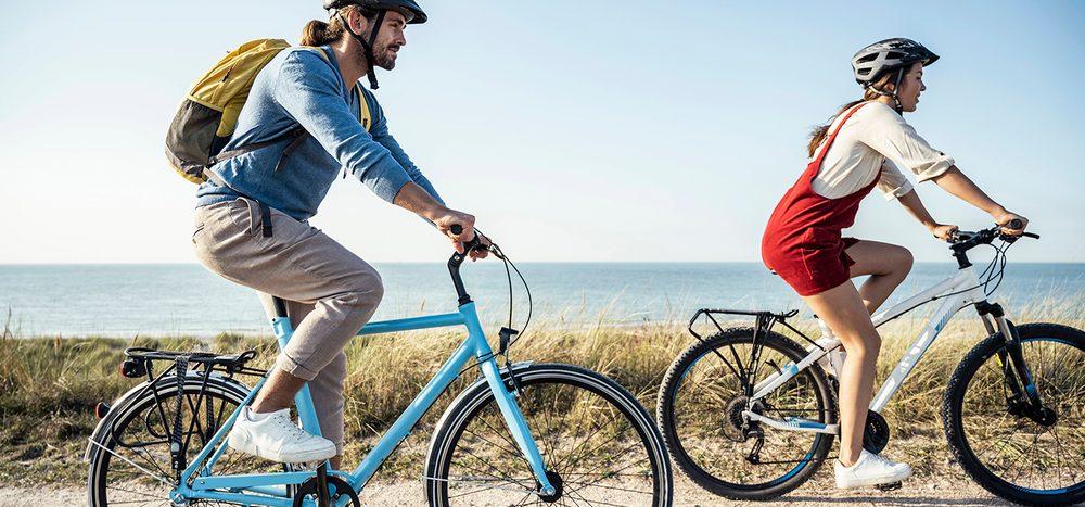 Radsportexperte erklärt: So stellen Sie Ihr Fahrrad richtig auf den eigenen Körper ein