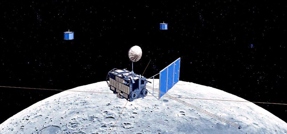 Warum Nokia ein LTE-Netz auf dem Mond errichten soll