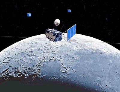 Handyempfang auf dem Mond