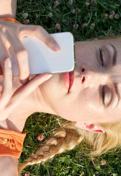 Smartphone gegen Stress?