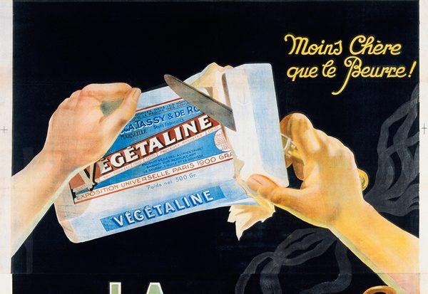 Napoleon III. und Margarine
