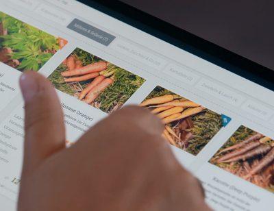 Gartenarbeit per App?