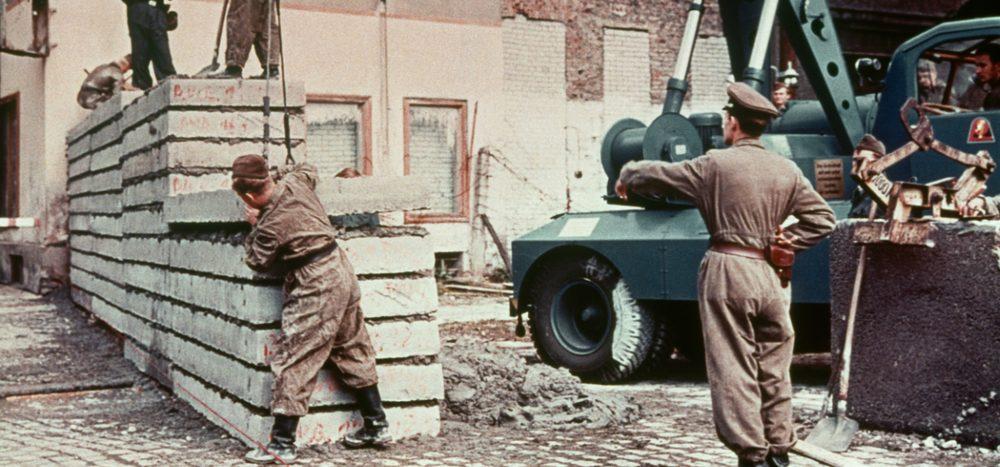 Vor 60 Jahren: Was wusste der BND über den Mauerbau?
