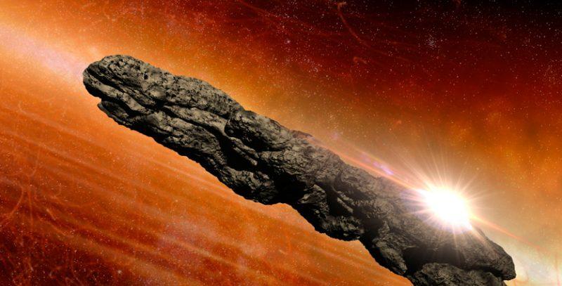 Der 'Oumuamua-Komet