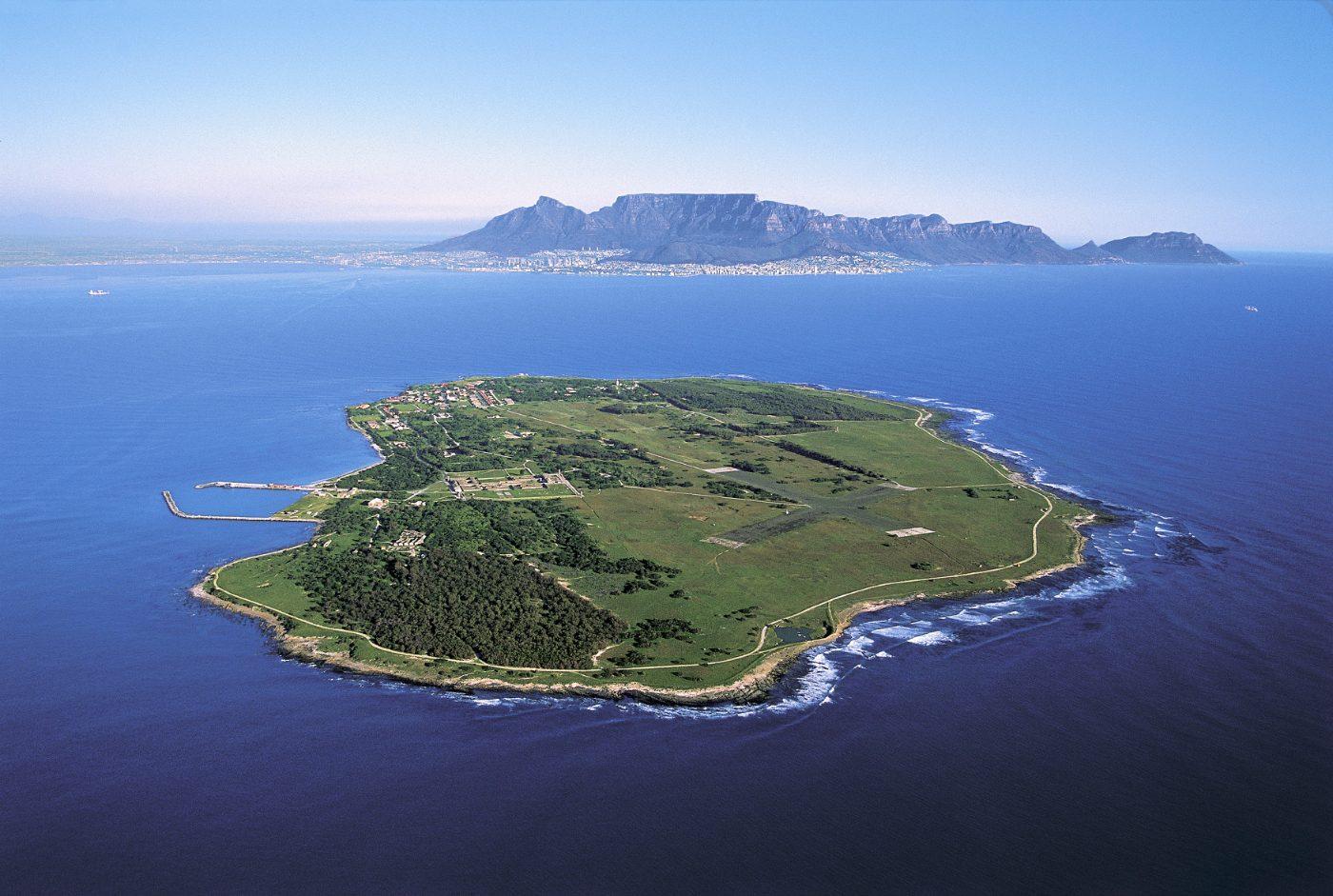 Hölleninsel Robben Island